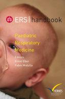 Ers Handbook Of Paediatric Respiratory Medicine Book PDF