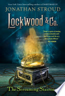 Lockwood & Co.: The Screaming Staircase Jonathan Stroud Cover