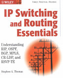 IP Switching and Routing Essentials