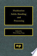 Fluidization Solids Handling And Processing Book PDF