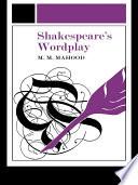 Shakespeare s Wordplay