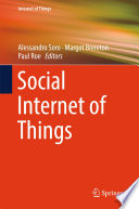 Social Internet of Things