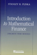 Introduction To Mathematical Finance Book PDF