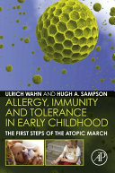 Allergy, Immunity and Tolerance in Early Childhood Pdf/ePub eBook
