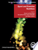 Sport And Exercise Nutrition Book PDF