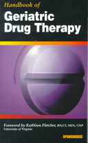 Handbook of Geriatric Drug Therapy