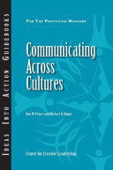 Communicating Across Cultures Pdf/ePub eBook