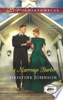 The Marriage Barter Mills Boon Love Inspired Historical Orphan Train Book 2