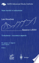 New trends in turbulence  Turbulence  nouveaux aspects