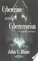 Cybercrime and Cyberterrorism