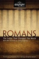 Romans The Letter That Changed The World