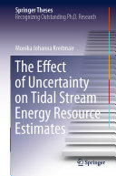 The Effect of Uncertainty on Tidal Stream Energy Resource Estimates