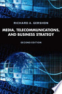 Media  Telecommunications  and Business Strategy Book