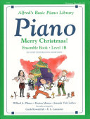 Alfred s Basic Piano Library  Merry Christmas  Ensemble  Bk 1b