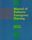 Manual of Pediatric Emergency Nursing