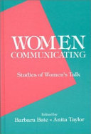 Women Communicating Book