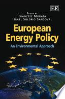 European Energy Policy