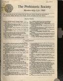 Membership List Book PDF
