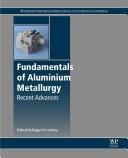 Fundamentals of Aluminium Metallurgy