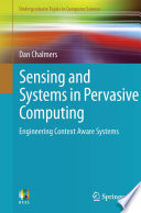 Sensing and Systems in Pervasive Computing Book
