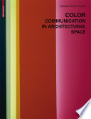 Free Download Color - Communication in Architectural Space Book