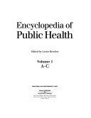 Encyclopedia of Public Health  A C