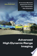 Advanced High Dynamic Range Imaging Book