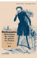 Dictionnaire thématique du roman de moeurs en France, 1814-1914: J-Z