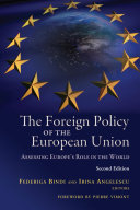 Pdf The Foreign Policy of the European Union Telecharger