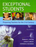 Exceptional Students Preparing Teachers For The 21st Century
