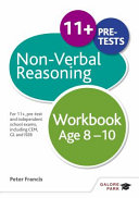 Non-verbal Reasoning Workbook Age 8-10