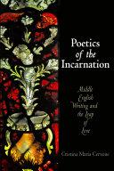 Poetics of the Incarnation ebook
