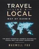 Travel Like a Local   Map of Darwin