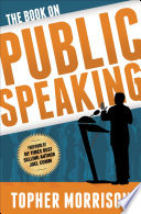 The Book on Public Speaking Book