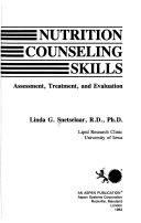 Nutrition Counseling Skills Book PDF