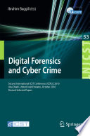 Digital Forensics and Cyber Crime