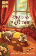 Dead as a Scone Book
