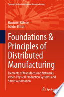 Foundations   Principles of Distributed Manufacturing