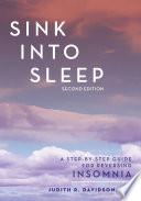 Sink Into Sleep Book PDF