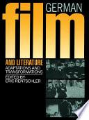 Read Online German Film & Literature For Free