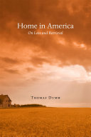 Home in America: on loss and retrieval