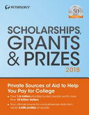 link to Peterson's scholarships, grants & prizes, 2018 in the TCC library catalog