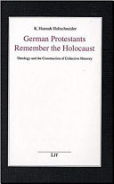 German Protestants Remember the Holocaust