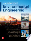 Handbook of Environmental Engineering Book