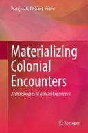 Materializing Colonial Encounters Pdf/ePub eBook