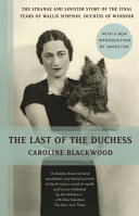 The Last of the Duchess