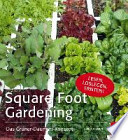 Square Foot Gardening  : Das Grüner-Daumen-Konzept