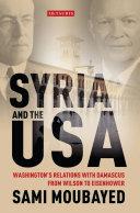 Syria and the USA [Pdf/ePub] eBook