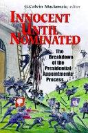 Innocent Until Nominated [Pdf/ePub] eBook