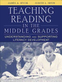 Teaching Reading In The Middle Grades